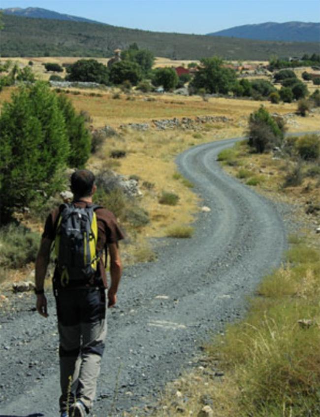 Excursiones Tamajon - Parque Natural de la Sierra Norte de Guadalajara - Senderismo