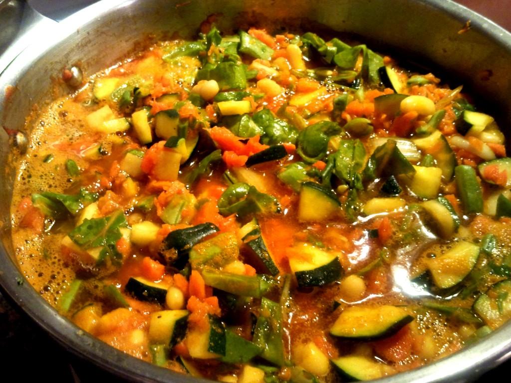 pote vegano de Las Trojes, verduras ecológicas Tamajón, cocina ecológica saludable sierra de Guadalajara