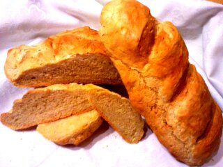 pan casero elaborado artesanalmente